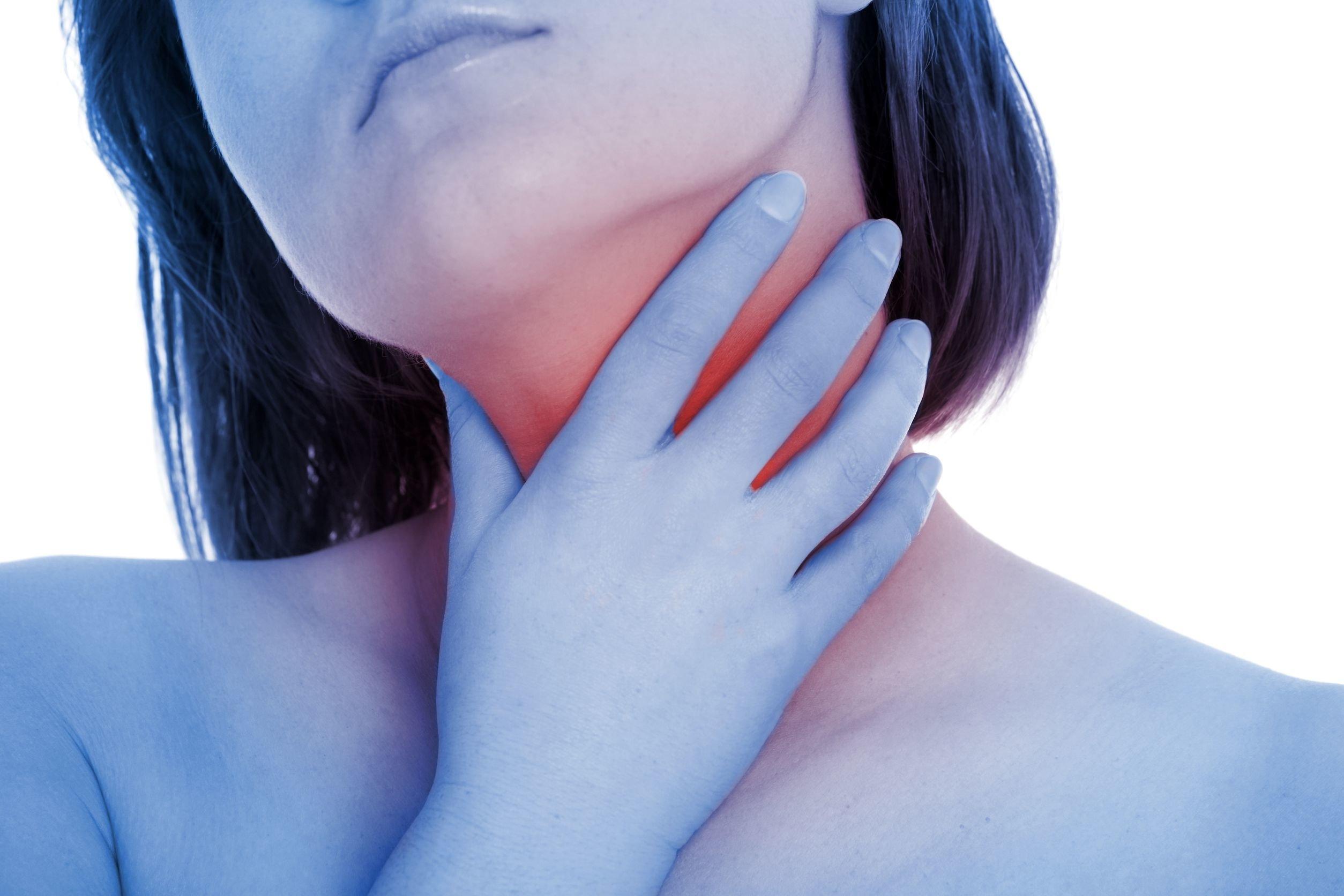 Cómo aliviar el dolor e irritación de garganta - Enfermedades Y ...