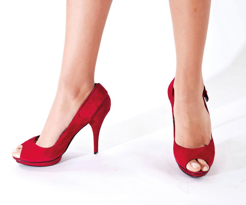 62fa7842 Los tacones altos provocan juanetes - Salud de la Mujer ...