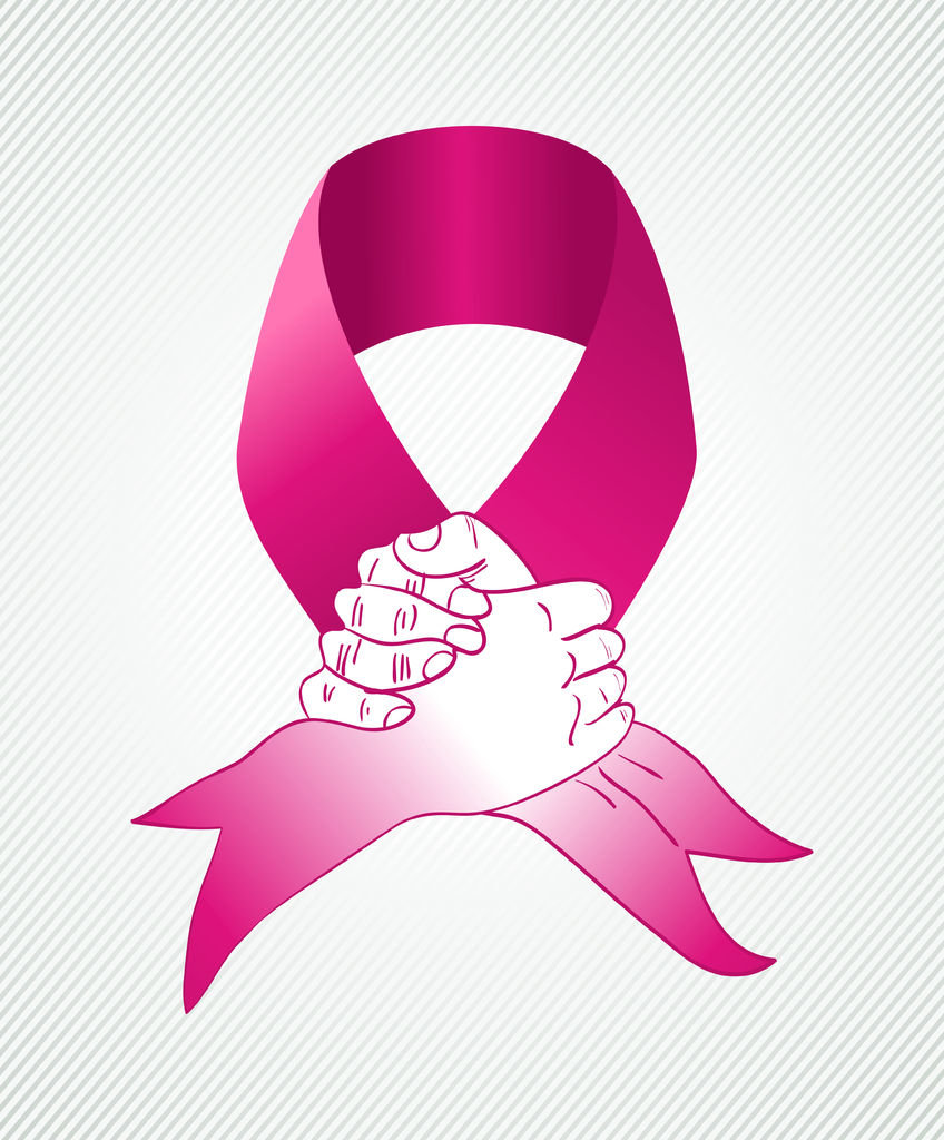 u00bfc u00f3mo afecta el c u00e1ncer de mama  salud de la mujer cancer ribbon vector free cancer ribbon vector art